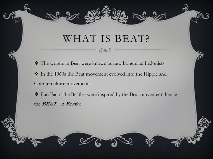 What is beat1