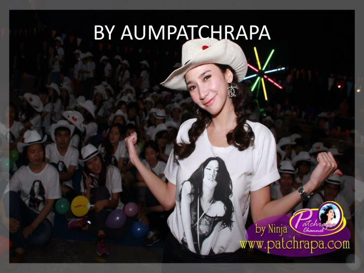 BY AUMPATCHRAPA
