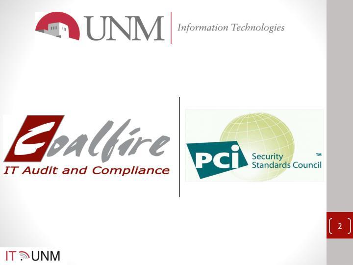 Pci compliance update