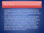 paul hellyer e le sue dichiarazioni 2