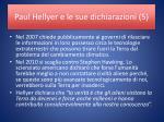 paul hellyer e le sue dichiarazioni 5