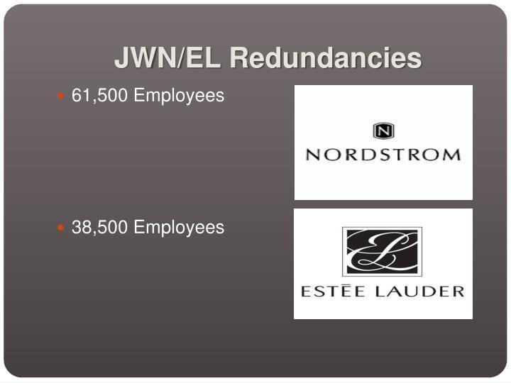 JWN/EL Redundancies