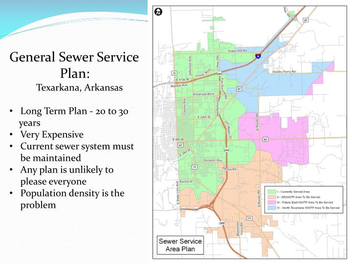 General Sewer Service