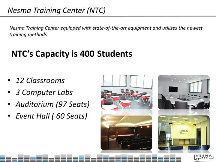 Nesma Training Center (NTC)