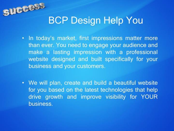 BCP Design