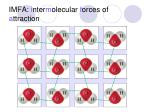 imfa i nter m olecular f orces of a ttraction1
