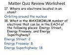 matter quiz review worksheet10