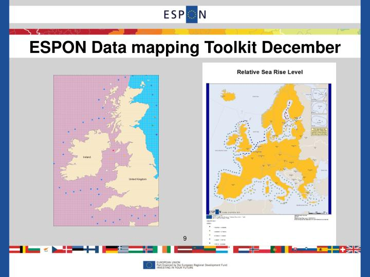 ESPON Data mapping Toolkit December