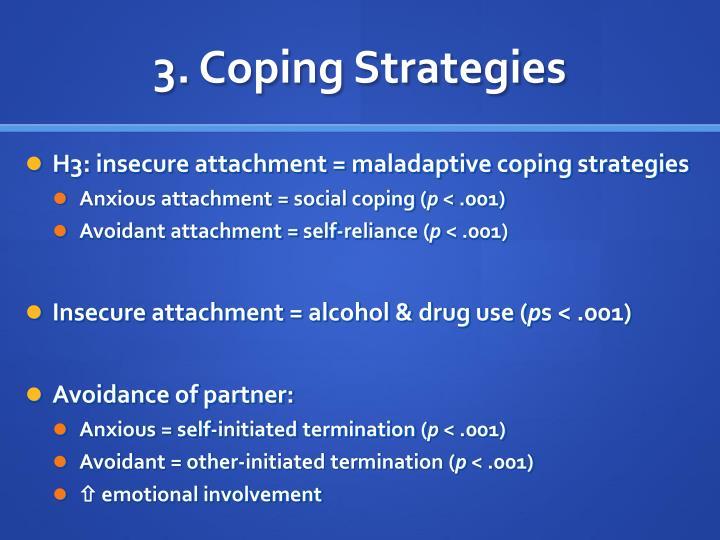 3. Coping Strategies