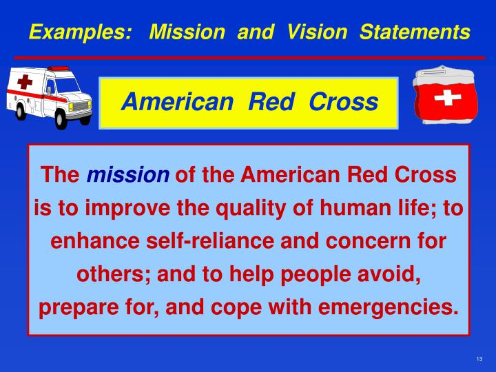 vision mission of reliance