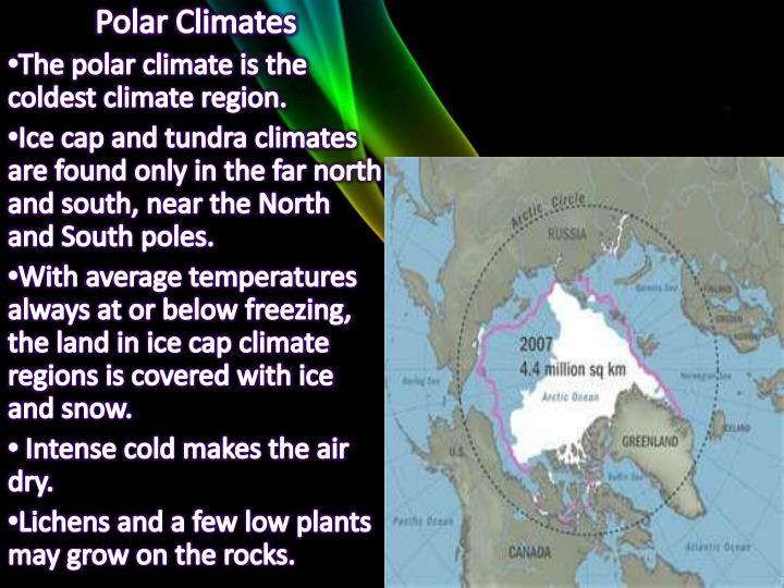 Polar Climates