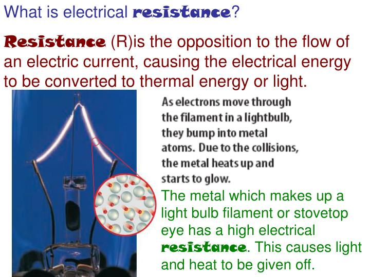 What is electrical