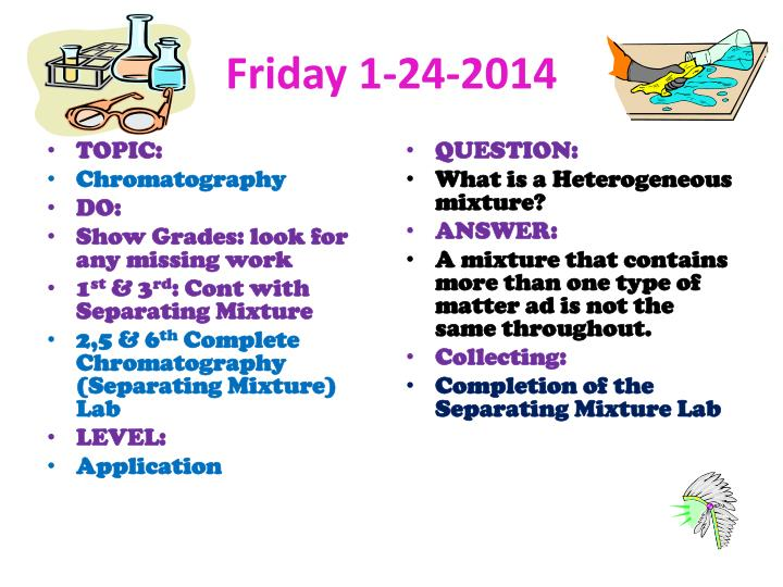 Friday 1-24-2014