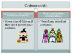 costume safety