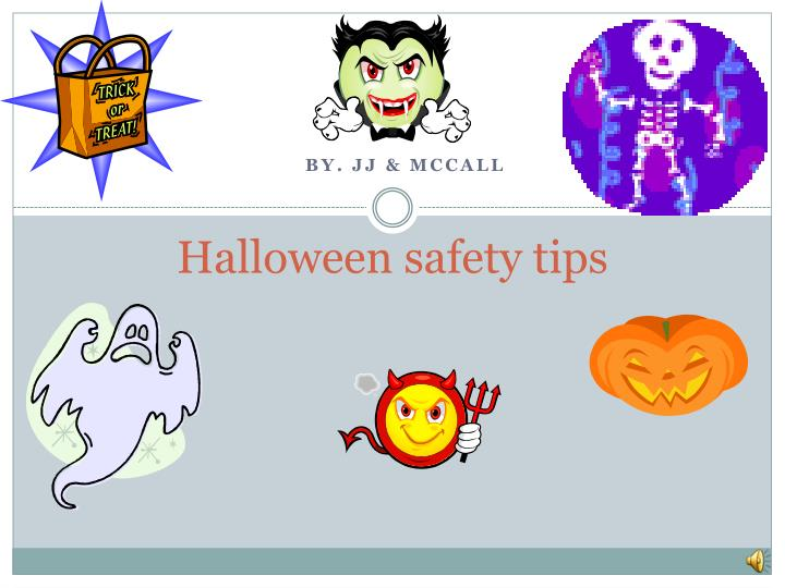 halloween safety tips n.