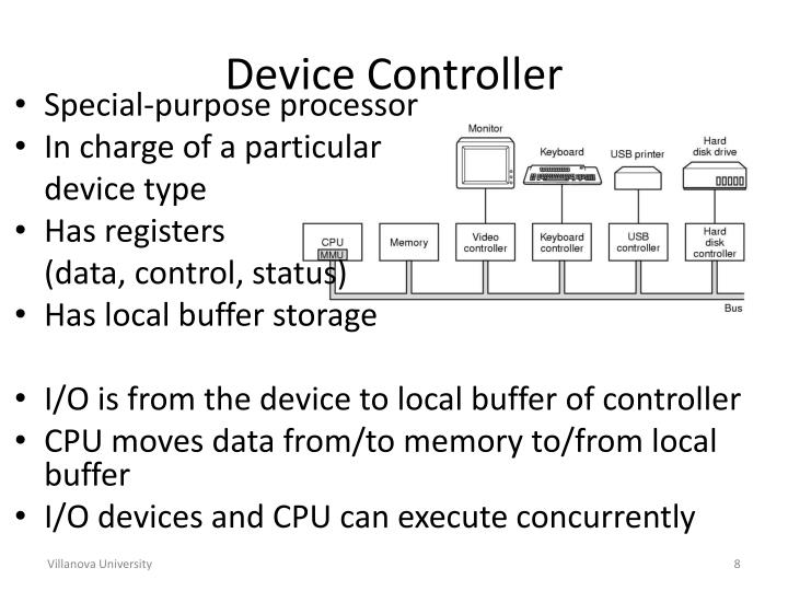 Device Controller