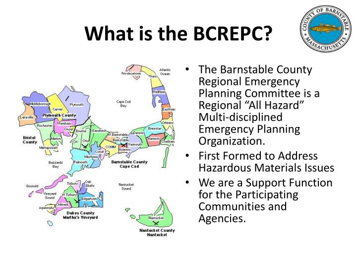 What is the BCREPC?