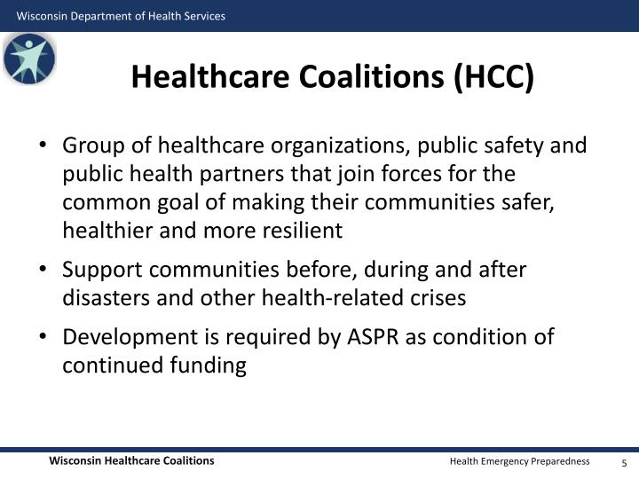 Healthcare Coalitions (HCC)
