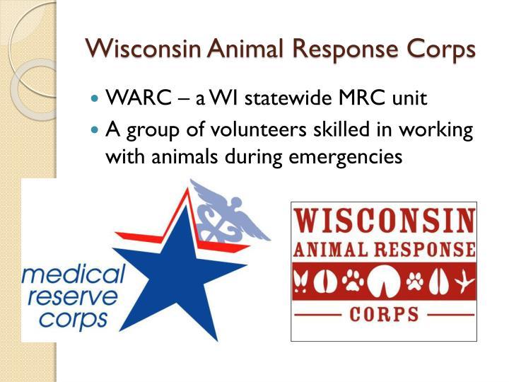 Wisconsin Animal