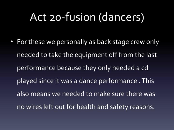 Act 20-fusion (dancers)