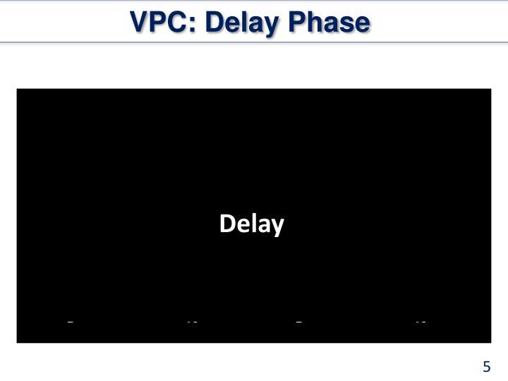 VPC: Delay Phase