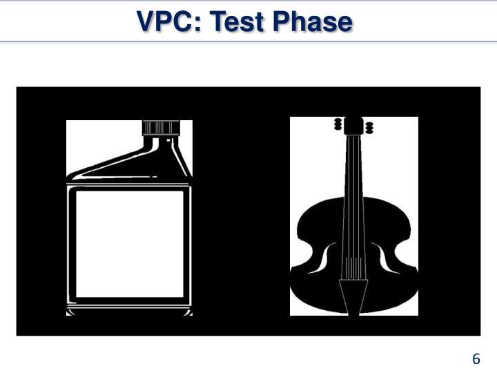 VPC: Test Phase