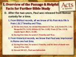 overview of the passage helpful facts for further bible study3