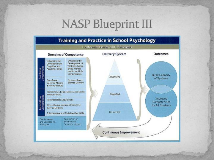 NASP Blueprint