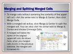 merging and splitting merged cells2