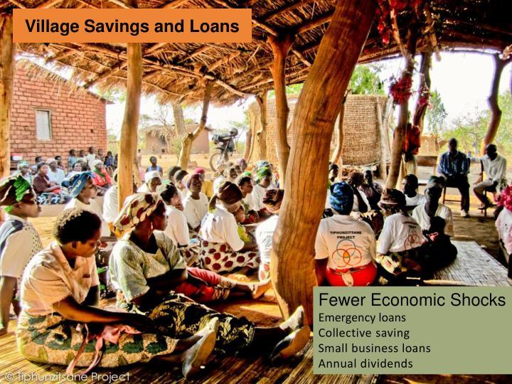 Village Savings and Loans