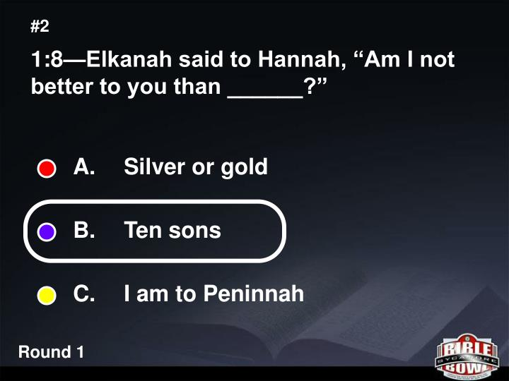 A.  Silver or gold