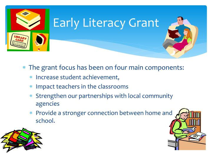 Early Literacy Grant