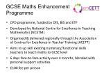 gcse maths enhancement programme1