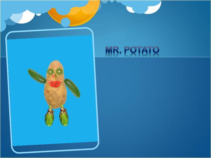 Mr. Potato