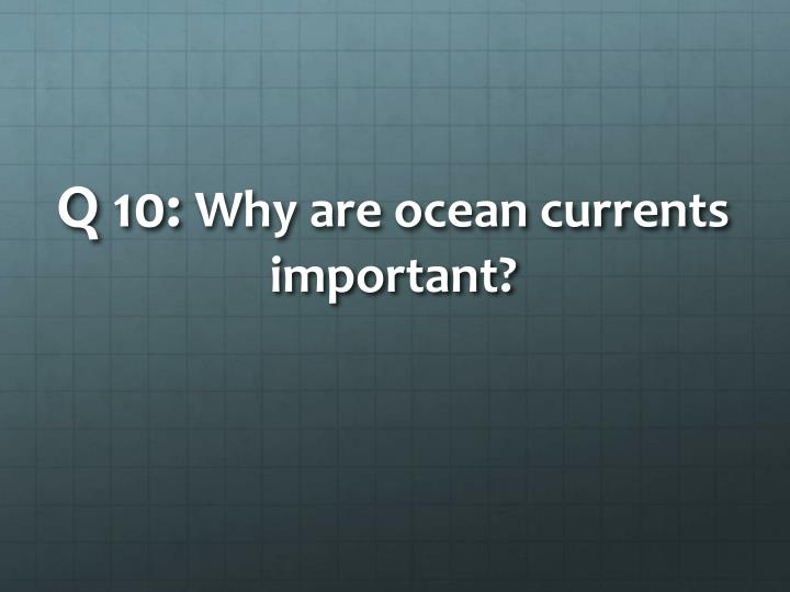 Q 10: