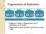 fragmentation replication