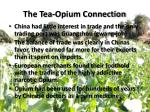 the tea opium connection