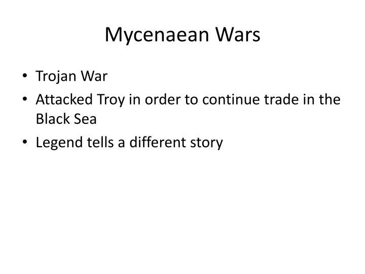 Mycenaean Wars