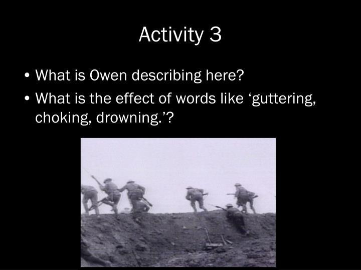 Activity 3