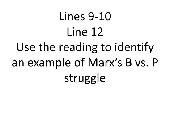 Lines 9-10