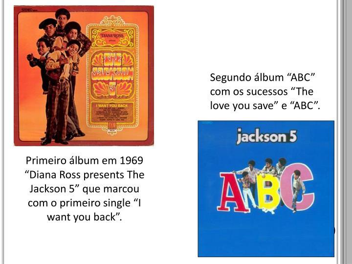 """Segundo álbum """"ABC"""" com os sucessos """""""