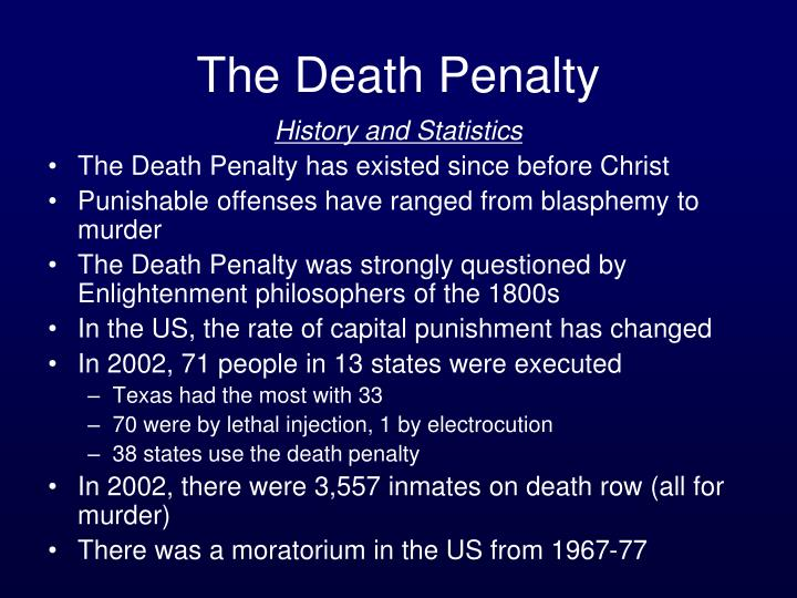 death penalty for the mentally insane Beyond reason the death penalty and the death penalty and the mentally retarded, 22 been convicted and sentenced to death but is insane at the time.