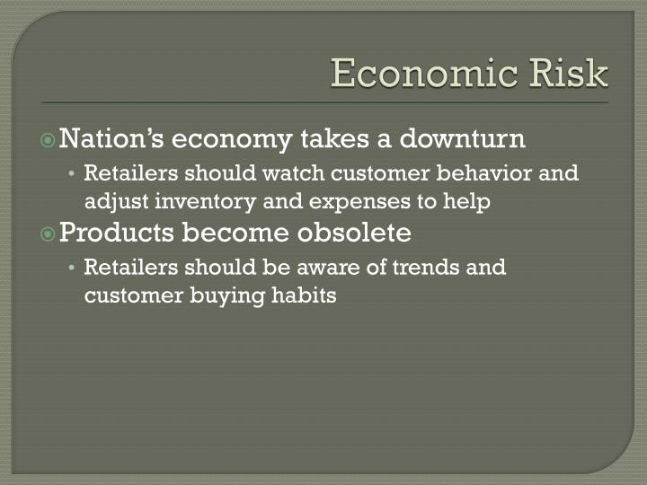 Economic Risk