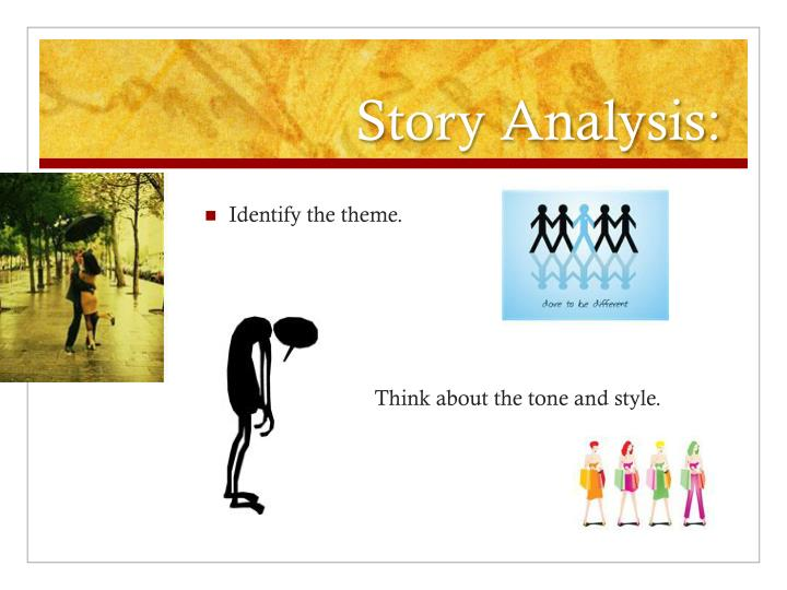 Story Analysis: