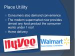 place utility