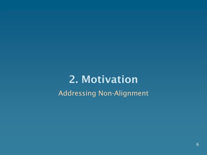 2. Motivation