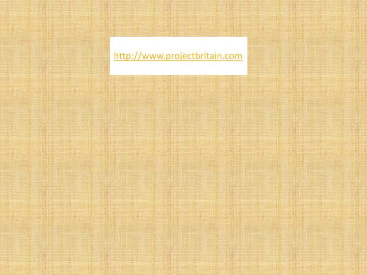 http://www.projectbritain.com