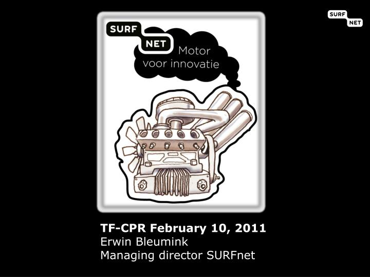TF-CPR February 10, 2011