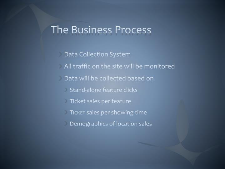The Business Process