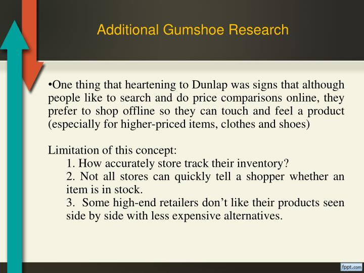Additional Gumshoe Research